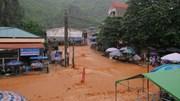 Mưa lũ tiếp tục ảnh hưởng lưới điện nhiều tỉnh phía Bắc, Nghệ An
