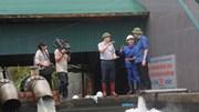 Than Quang Hanh dự kiến hút hết nước trong 15 ngày