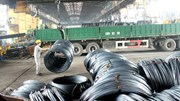 Nhập khẩu thép 7 tháng tăng gần 45% cùng kỳ, riêng tháng 7 tăng 74% về lượng