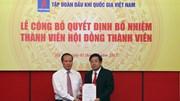 PVN bổ nhiệm nhân sự trong Hội đồng thành viên