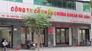 Sài Gòn Đan Linh bán ra 2 triệu cổ phiếu SSI