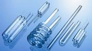 Ống thủy tinh sản xuất đèn huỳnh quang có thuế nhập khẩu 0%