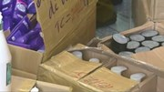 Phát hiện gần 1.500 chai mỹ phẩm nhập lậu