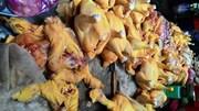Phát hiện thịt gà chứa chất cấm vàng-ô gây ung thư