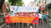 Lễ Diễu hành Tự hào Thương hiệu Việt Nam tại Hà Nội