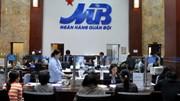 MB ngày 17/8 giao dịch không hưởng quyền phát hành cổ phiếu tỷ lệ 3%
