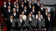 Uy tín của Nội các Nhật Bản được cải thiện sau đợt cải tổ