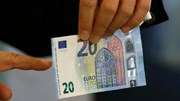 ECB chính thức lưu hành đồng 20 euro mới có tính bảo mật cao