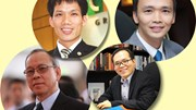 4 đại gia bất động sản mới nổi của Việt Nam