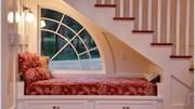 10 ý tưởng tận dụng khoảng trống dưới gầm cầu thang