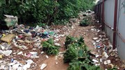 """Đang """"bãi rác hóa"""" khu đô thị mới Phùng Khoang"""
