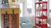 Những ý tưởng làm giá đựng đồ đẹp trong trang trí nội thất