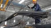 Nhiều lợi thế phát triển ngành thép