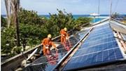 Điện mặt trời và điện gió sẽ bổ sung nhu cầu điện tại Việt Nam