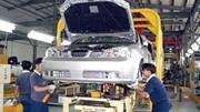 Tham gia chuỗi cung cấp linh kiện ôtô: Hàng nội khó chen chân
