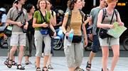 Khách du lịch châu Âu đến Việt Nam cao gấp 10 lần khách châu Á