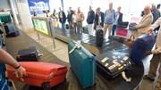Đường đi của hành lý ký gửi ở sân bay