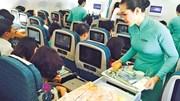 Vietnam Airlines giảm dần vốn vay có bảo lãnh của Chính phủ