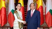 Hiệp định Thương mại giữa Việt Nam và Myanmar