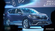 Thị trường ô tô ngày 30/7: Honda Việt Nam ra mắt phiên bản CR-V lắp ráp trong nước