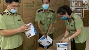 Hà Nội: Phát hiện tạm giữ 500.000 chiếc khẩu trang có dấu hiệu không đạt tiêu chuẩn