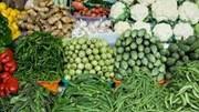 Giá thực phẩm ngày 12/8/2020: Gia rau củ tiếp tục tăng do thời tiết bất lợi