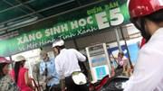 50% cửa hàng xăng ở Hà Nội đã sẵn sàng bán xăng E5