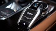 Khám phá chìa khoá BMW 7-Series 2016 tại Việt Nam
