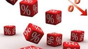 Lãi suất liên ngân hàng VND giảm mạnh
