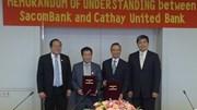 Sacombank vay Cathay United Bank 50 triệu USD