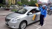 Yêu cầu dừng hoạt động với các doanh nghiệp taxi không lắp GPS