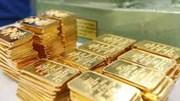 Giá vàng giảm hơn 300.000 đồng/lượng tuần qua