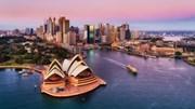Kim ngạch xuất khẩu sang Australia tháng 8 tăng 12,62%