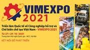 """VIMEXPO 2021 tiếp tục kiên trì với mục tiêu """"Kết nối để phát triển"""""""