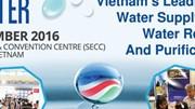 Trên 400 đơn vị sẽ tham gia Vietwater 2016