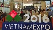 Vietnam Expo 2016 – Cầu nối giao thương cho doanh nghiệp