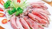 Hàn Quốc: giá nhập khẩu mực ống Poulp đông lạnh, khô, muối hoặc ngâm muối giảm