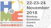 """22-24/11:Hội chợ triển lãm """"Thế giới đồ dùng gia đình"""" tại Mumbai, Ấn Độ"""