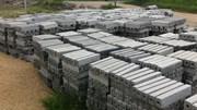 Bê tông khô chịu thuế nhập khẩu 6%