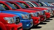 Xe nhập khẩu tăng, xe sản xuất trong nước giảm mạnh
