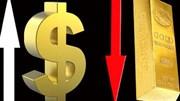 Giá vàng ngày 24/9/2020 tiếp tục giảm mạnh