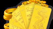 Giá vàng ngày 1/12/2020 giảm mạnh xuống mức 53,75 triệu đồng/lượng