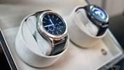 Samsung Gear S3 ra mắt, dày hơn, thêm tính năng