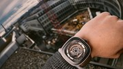 SevenFriday ra mắt bộ đôi đồng hồ P-Revolution