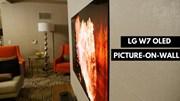 LG đã tạo ra chiếc TV dán lên tường như thế nào?