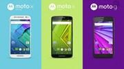 Motorala ra mắt Moto X Style, Moto X Play và Moto G mới