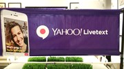 Yahoo ra mắt ứng dụng nhắn tin bằng video Livetext
