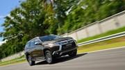 Mitsubishi Pajero Sport 2016 chính thức ra mắt