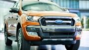 Ford Ranger mới bán ra từ tháng 8, giá từ 619-859 triệu đồng