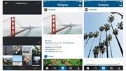 """Instagram chính thức hỗ trợ ảnh """"không vuông"""""""